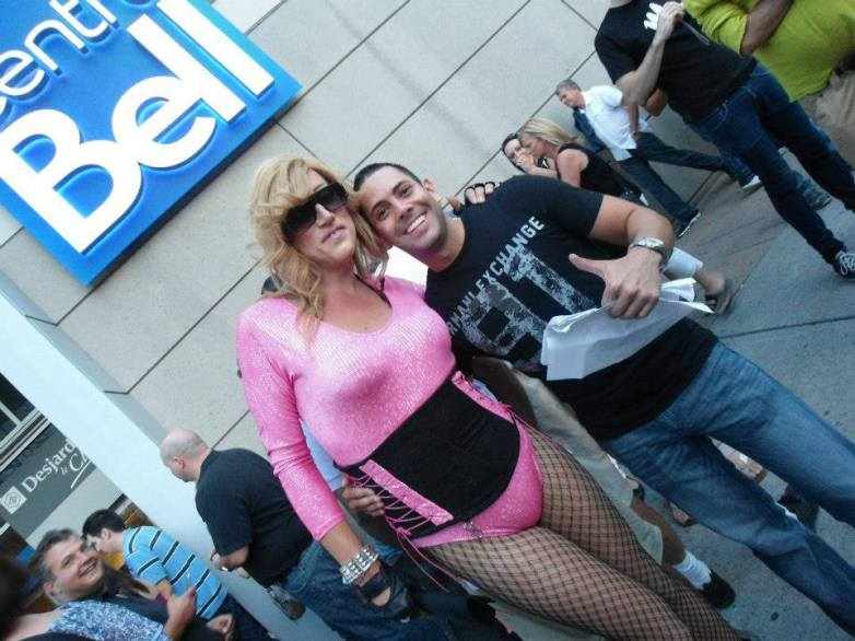 Madonna's MDNA World Tour 2012