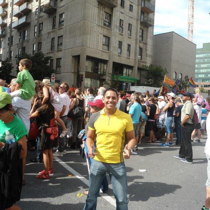Montreal's Pride Parade 2012!!