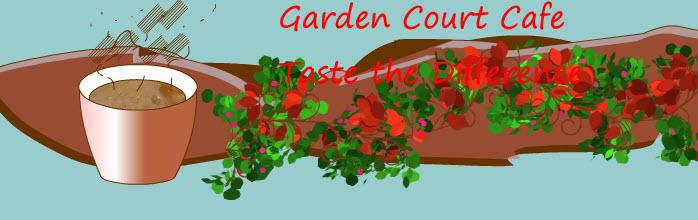 Garden Cafe - Illustration