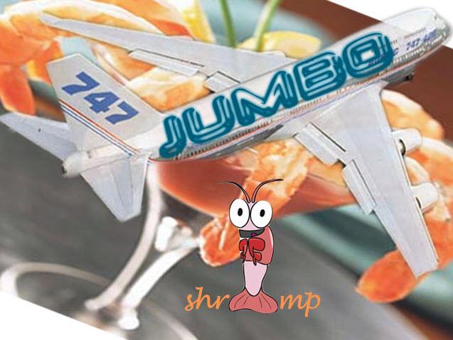 Jumbo Shrimp Design