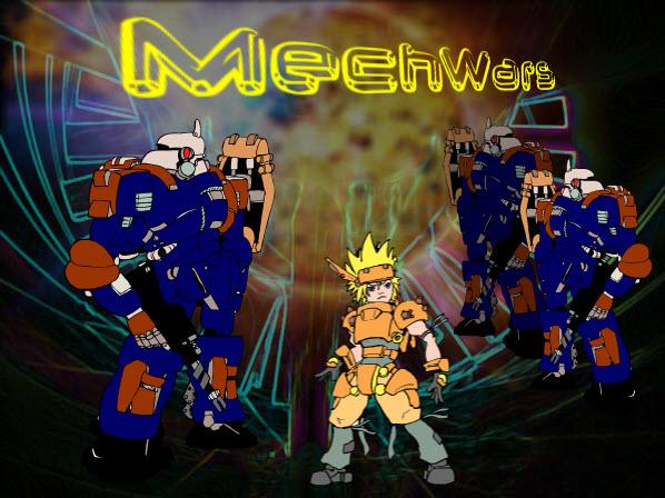 Mechwars Design