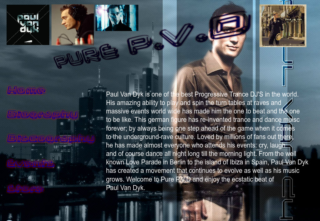 Pure PVD Website