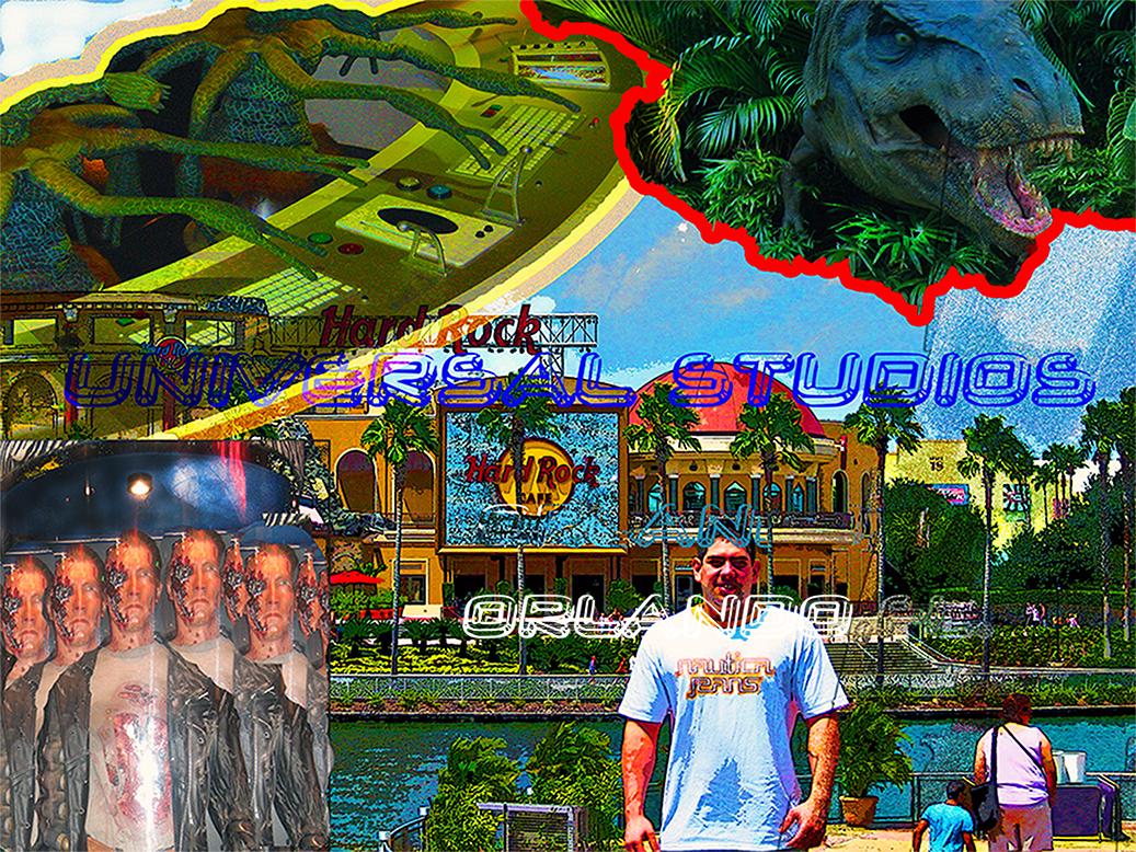Universal Studios - Banner Designed by Felipe M.