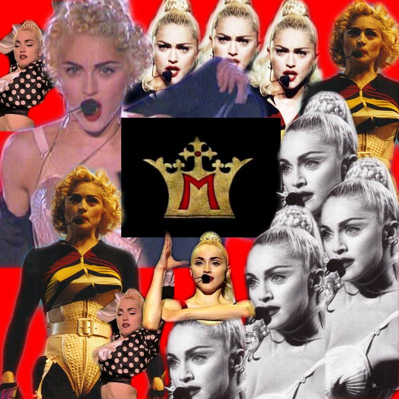 Her Blond Ambition