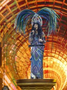 """Cher's Opening Act - Performing her Club Hit  """"Woman's World"""" live in Montreal 2014."""
