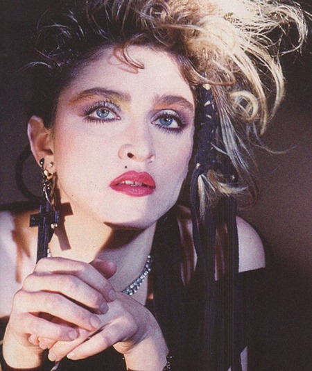 Madonna in 1983