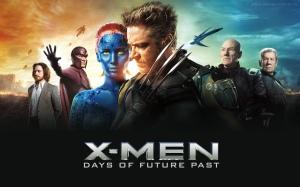 X-MEN: Days of Future Past Banner