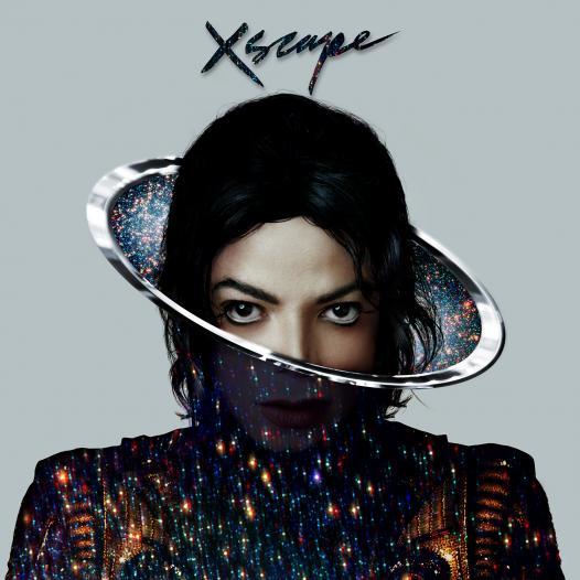 MJ's Xscape Album Cover