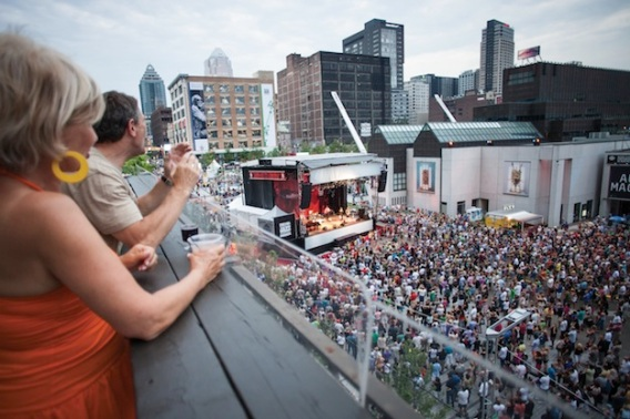 Montreal's Jazz Music Festival 2014 - Daytime