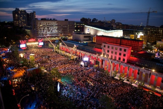 Montreal's Jazz Music Festival 2014 - Montreal