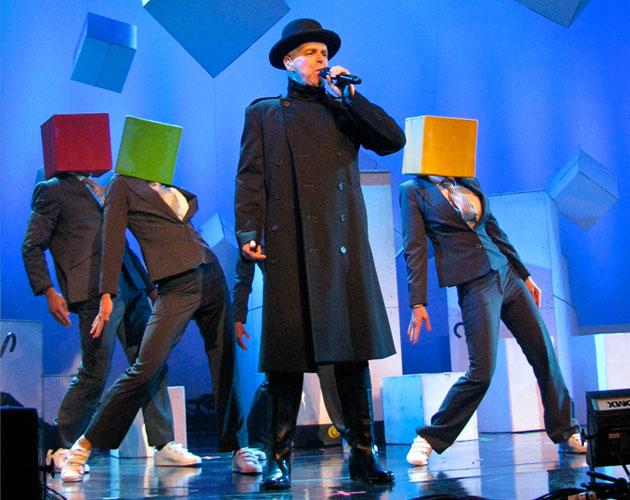The Pet Shop Boys Live at The Pandemonium World Tour - 2009