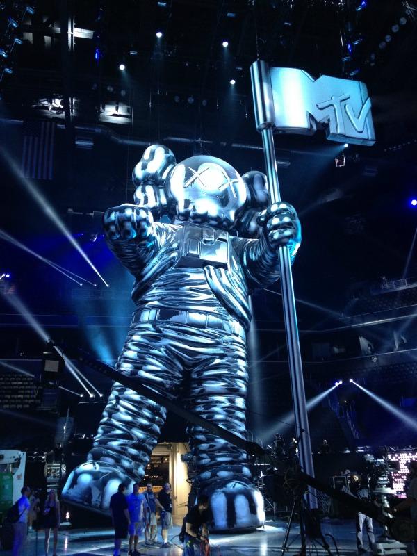 Moon Man Statue - VMA Award