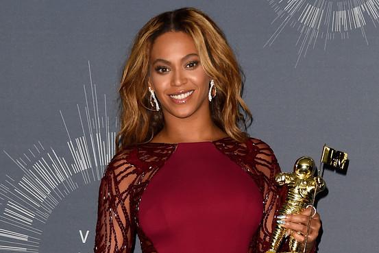 Beyoncé at the MTV  Video Music Awards 2014