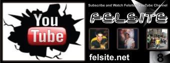 Felsite's YouTube Channel - Banner Designed by Felipe M.