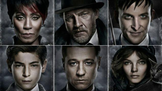 Gotham - Characters