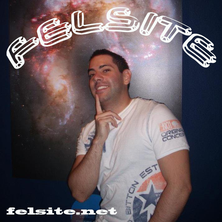 Felipe M. Founder of Felsite @ felsite.net - 2012