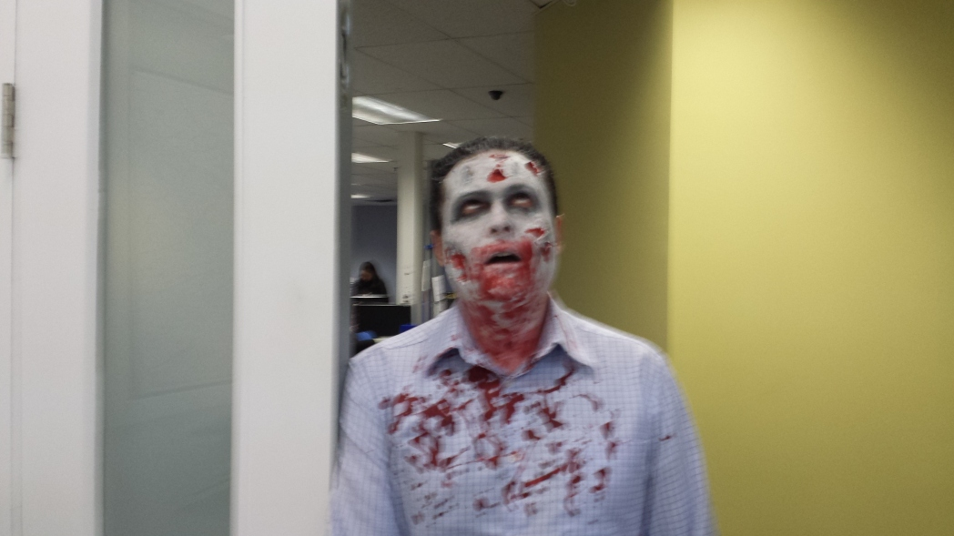 Zombie Nation - Felsite's Halloween Day 2014