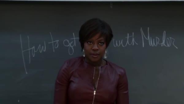 Viola Davis - How to get Away with Murder