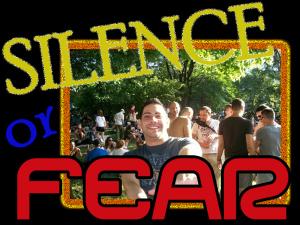 Silence or Fear - Banner Designed By Felipe M.